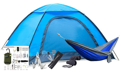 Picture of Adventure Camp Package